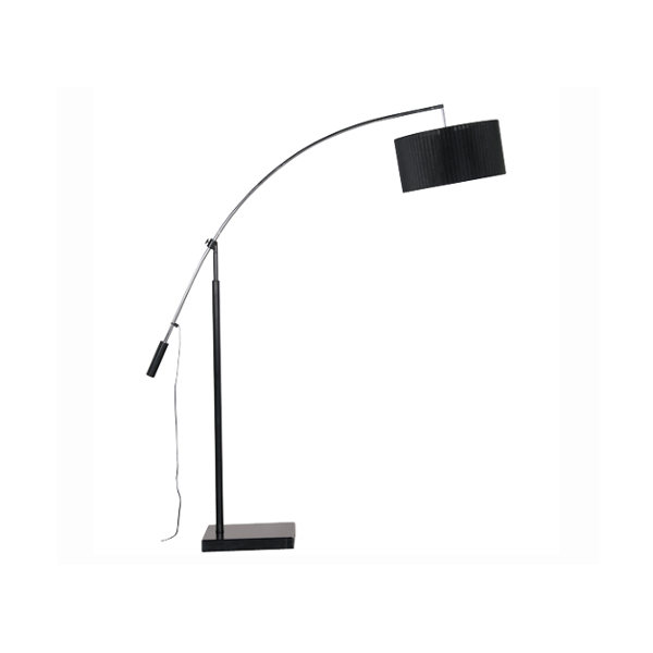 TG008_black_organsa_long_arm_floor_lamp