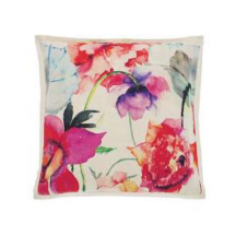 Stunning 18x18 Cushion Floral Design